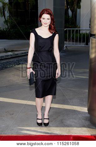 Alexandra Breckenridge at the HBO's Season 4 Premiere of