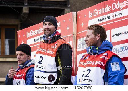 Grande Odyssee Race