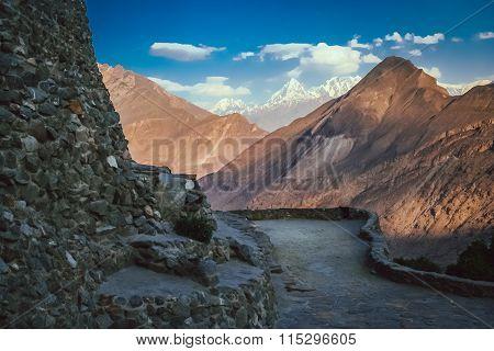 Trail to Ultar Meadow