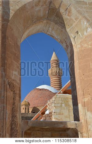 Ancient Ishak Pasha Palace In Details