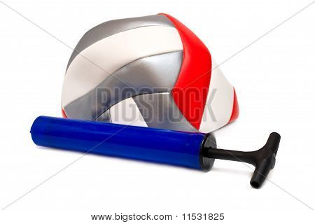 Air Pump And Ball