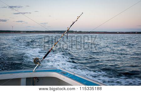 tuna fishing rod and reel