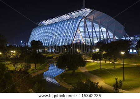 The City Of The Arts And Sciences