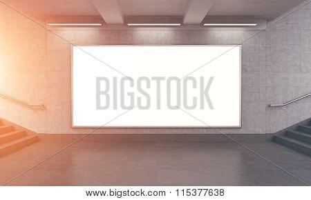 Underground Advertising, Billboard