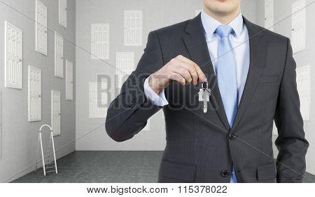 Room With Many Doors