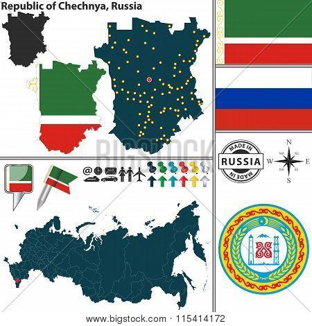 Republic Of Chechnya, Russia