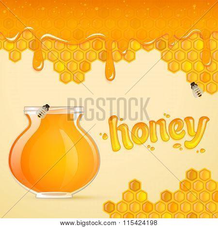 Pot Of Honey