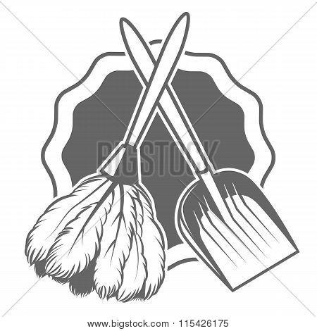 broom maid