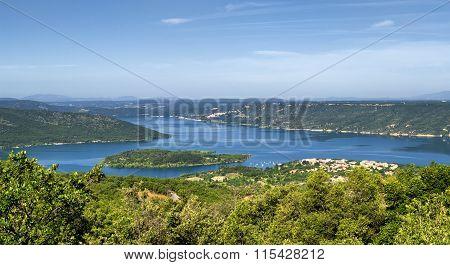 Lake Of Sainte-croix (france)