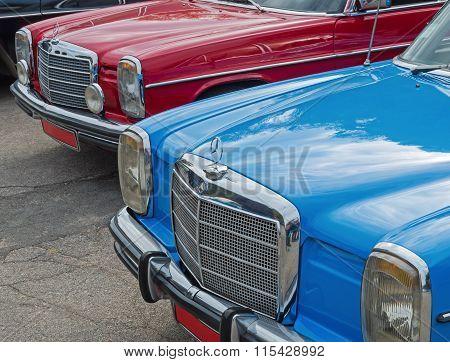 Retro Mercedes