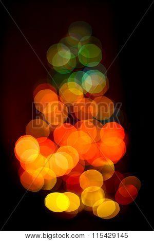 Unsharp Christmas Tree