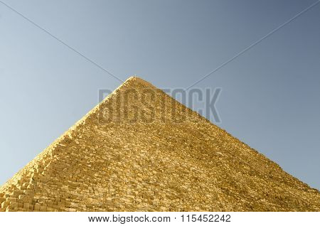 Pyramid Of Khufu, Pyramid Of Cheops In Egypt