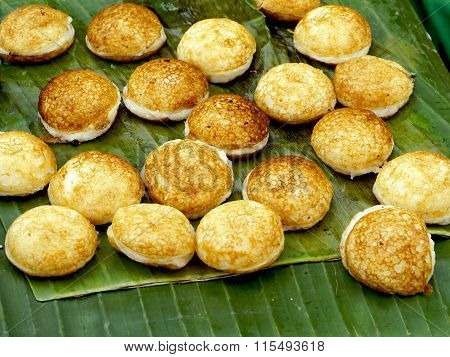 Sweet And Savory Grilled Coconut