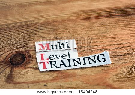 Mlt- Multi Level Training
