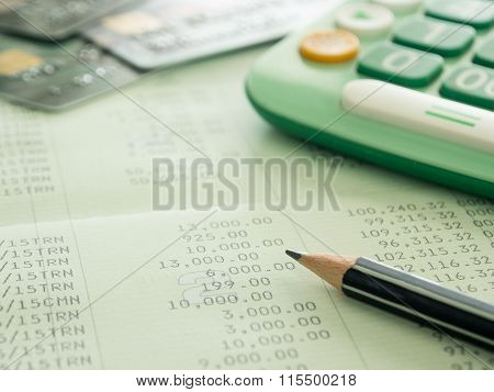 Accounts And Finances