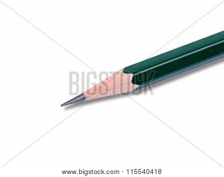 Closeup Of Classic Pencil
