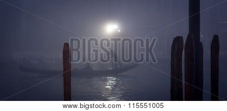 Foggy Night In Venice