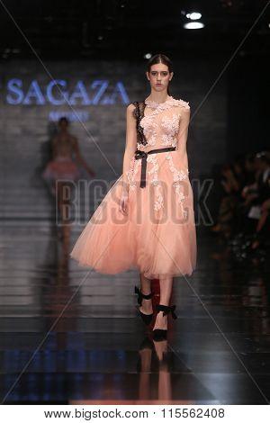 Sagaza Madrid Catwalk