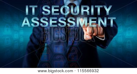 Manager Pressing It Security Assessment