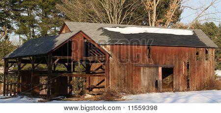 Prevousily Loved Barn