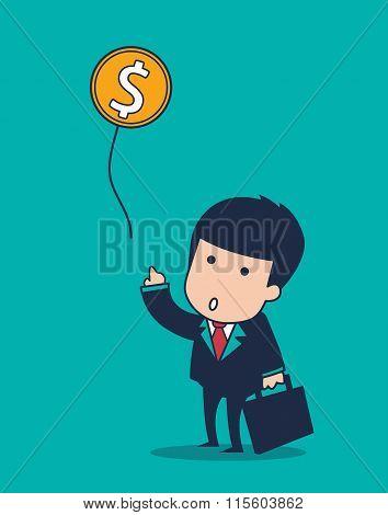 Businessman Balloon