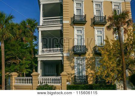 Charleston, South Carolina - Residential Home