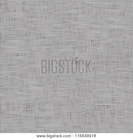 Grey Light Canvas Texture