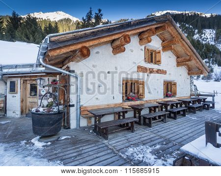 Cottage Garfiun In Klosters