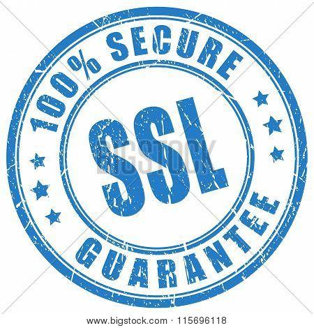 Ssl protection guarantee stamp