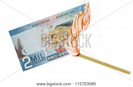 Money Burn