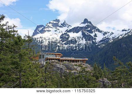 Coastal Mountains, B.C.