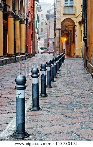 Street View Bologna