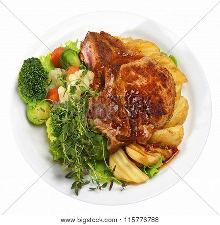 Pork Meal.