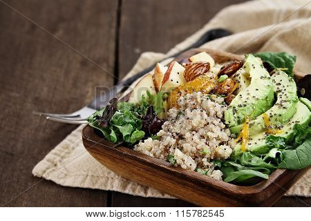 Avocado And Quinoa Salad