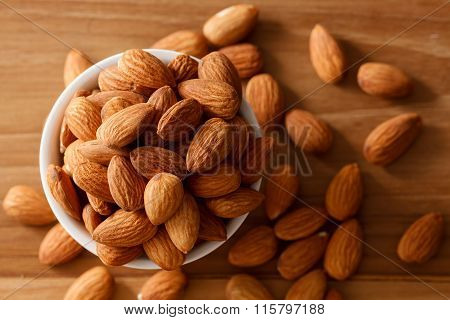 Almond Nut Organic Healthy Snack Vegan Vegetarian