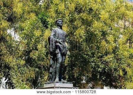 Don Juan Tenorio in Sevilla