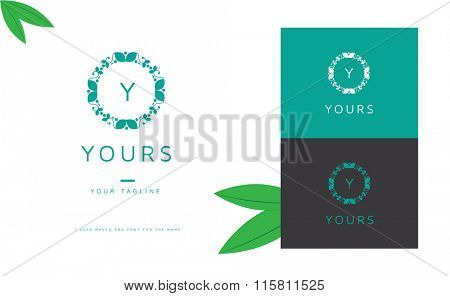 BEAUTIFUL ELEGANT VECTOR  LOGO DESIGN