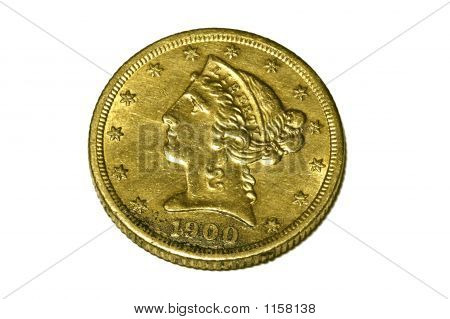 $5 Gold Piece