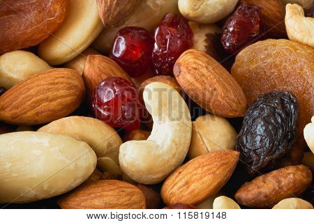 Walnut Fruit Mix