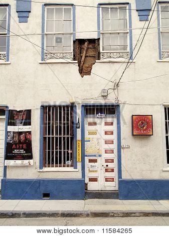 Earthquake Of Chile February 2010 In Valparaiso 19