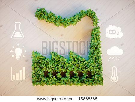 Green Factory Concept