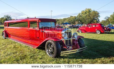 1930 Pontiac Hot Rod Limousine