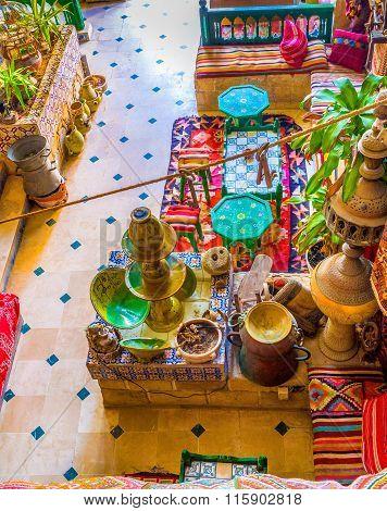 Dinner In Sousse