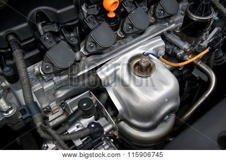 Spark-ignition Automobile