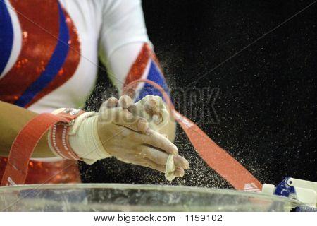 Gymnast Chalk 001