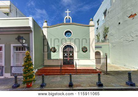 San Juan Presbyterian Church