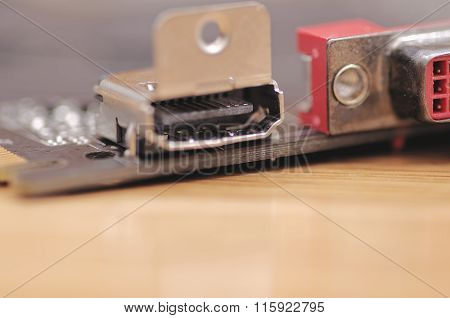HDMI connector