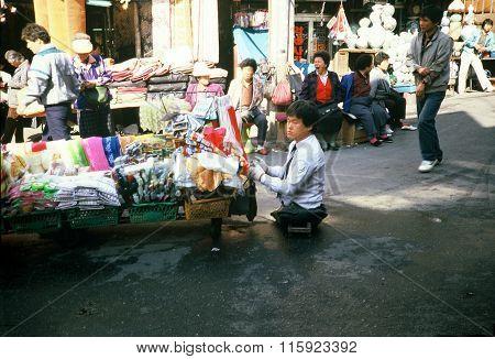 Disabled Peddler