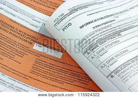 Polish income tax