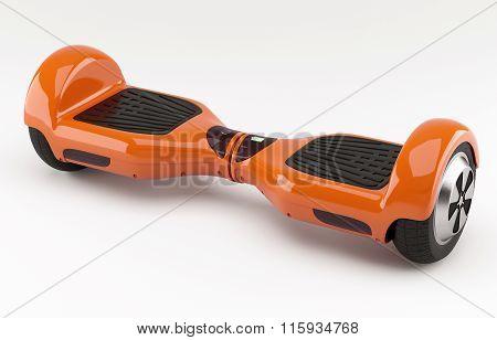 Hoverboard orange